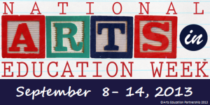 2013_Arts_Education_Week_Logo_with_copyright_2013