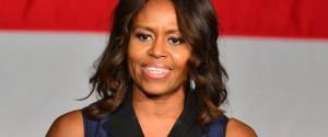 Michelle Obama Campaigns For Charlie Crist In Miami