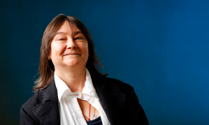 Writer Ali Smith, winner of this year's Baileys Women's Prize for Fiction. Photograph: Murdo MacLeod
