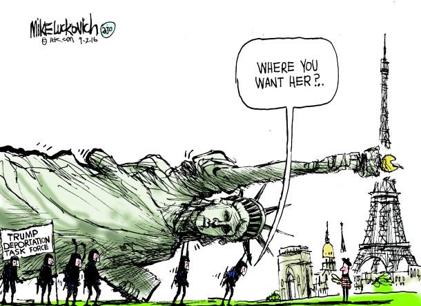 Cartoon Liberty