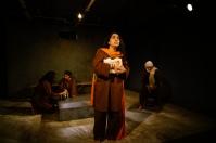 Aizzah Fatima as Zahida Zaman