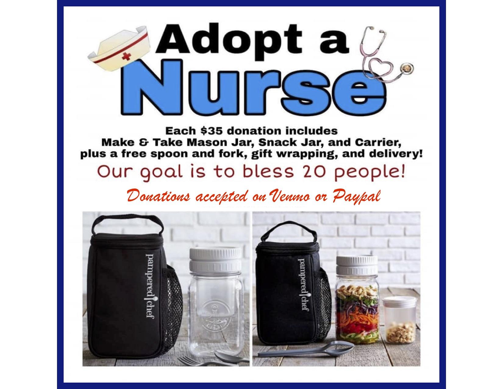 Adopt a Nurse
